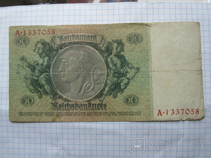 50 рейхсмарок., фото №3
