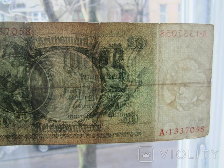 50 рейхсмарок., фото №4
