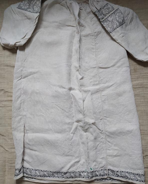 Сорочка домотканая., фото №5