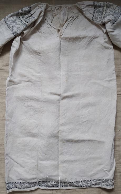 Сорочка домотканая., фото №6