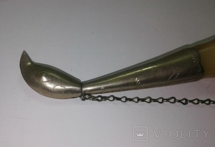 Рог сувенирный, фото №8