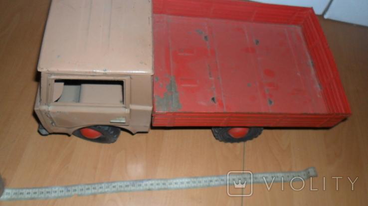 Большой грузовик, фото №7