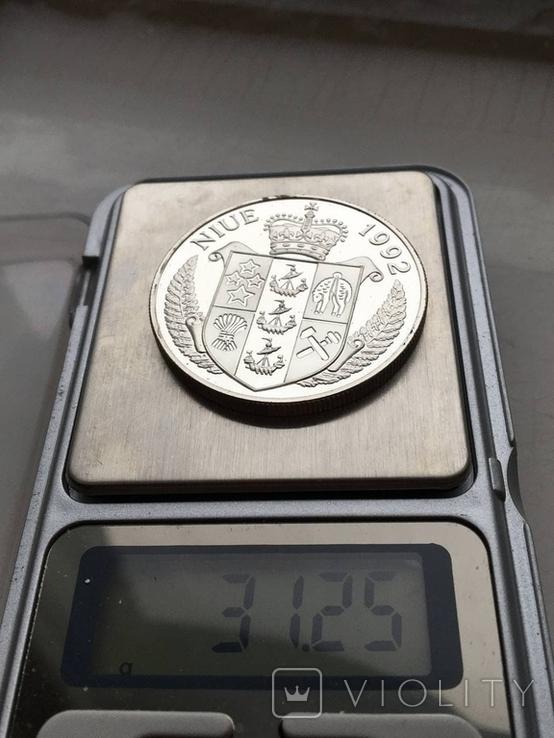 Ниуэ 10 долларов, 1992, фото №2