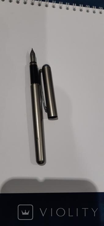 Немецкая перьевая ручка iridium point, фото №4