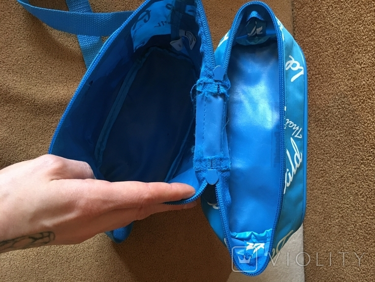 Детский набор: сумка + блокнот Disney, фото №4