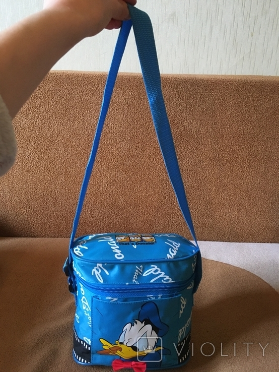 Детский набор: сумка + блокнот Disney, фото №5