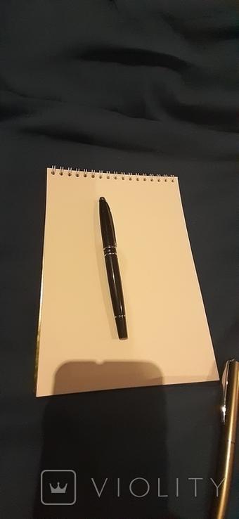 Две шариковые ручки одним лотом, фото №5