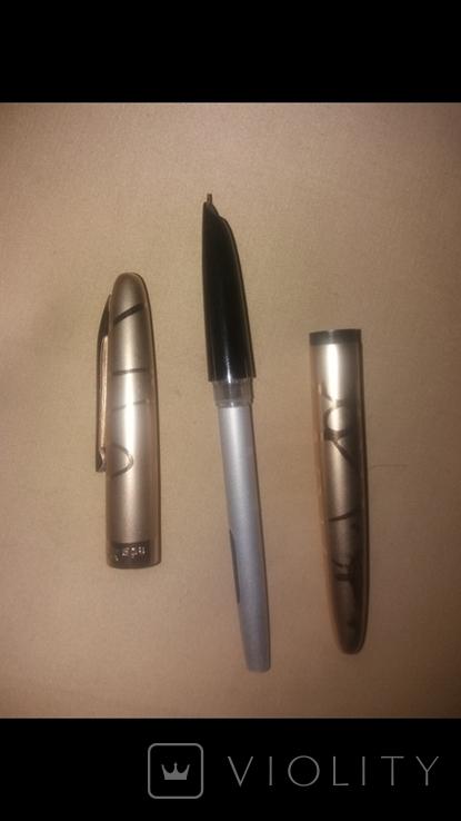 Ручка с золотым пером, фото №6