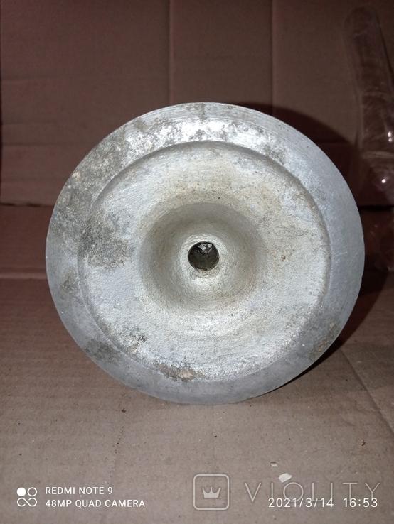 Кирасінова лампа, фото №5
