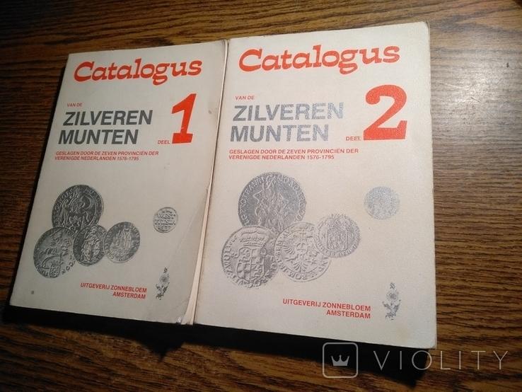 Каталоги 2 шт. Амстердам, фото №2