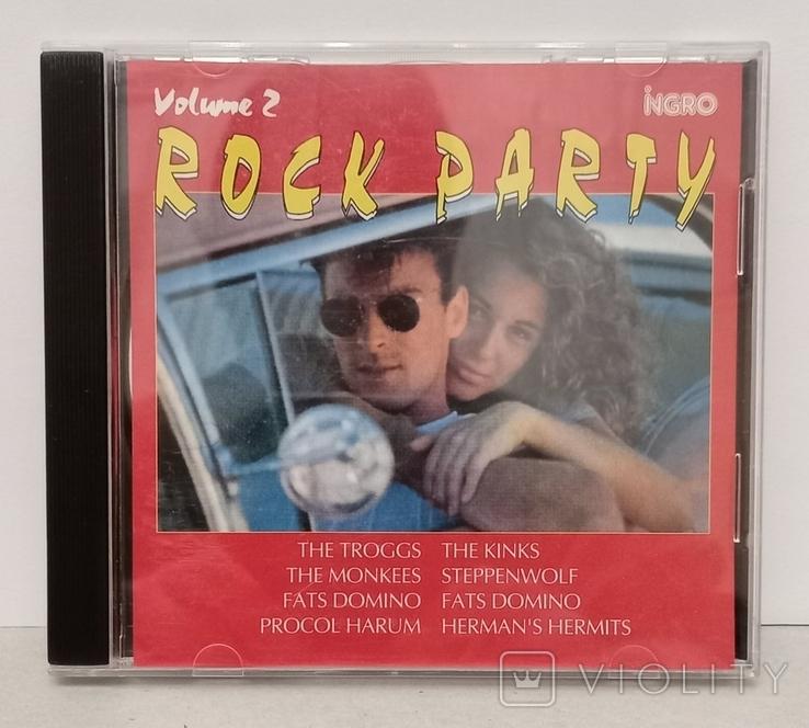 ROCK PARTY. 3 CD-BOX., фото №8