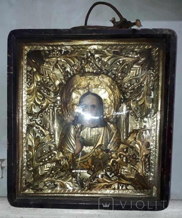 Икона Исус Христос, фото №3