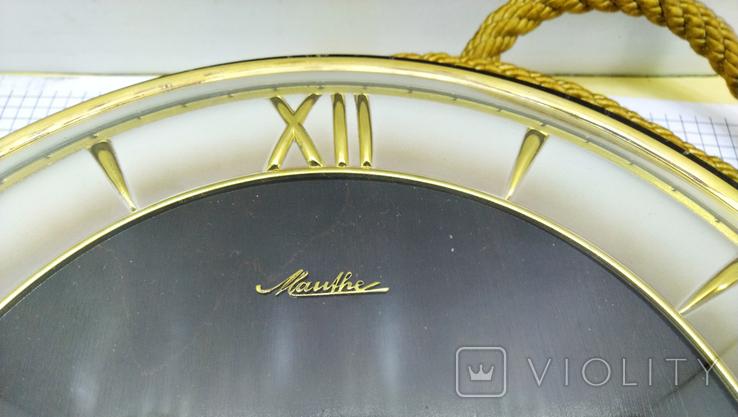 Часы настенные Mauthe Германия, фото №7