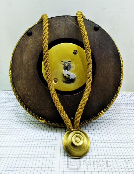 Часы настенные Mauthe Германия, фото №8