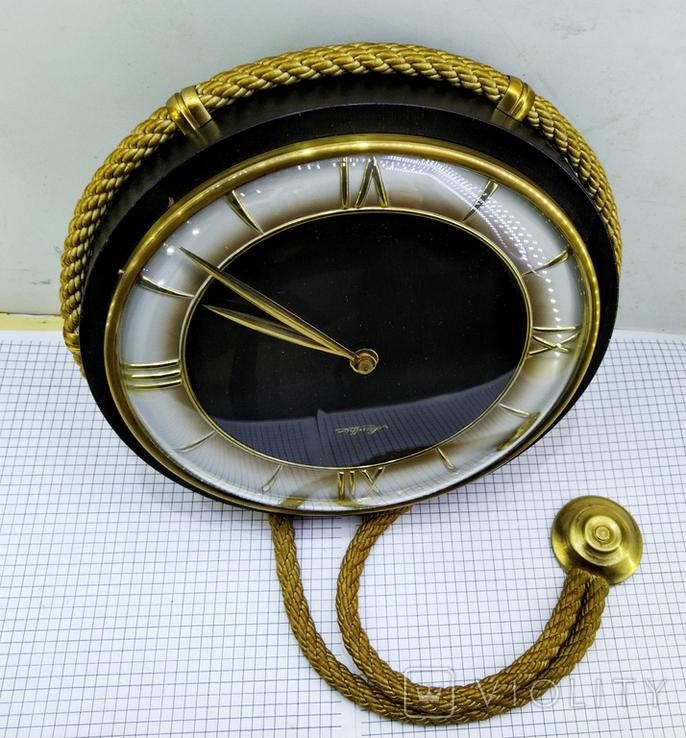 Часы настенные Mauthe Германия, фото №9