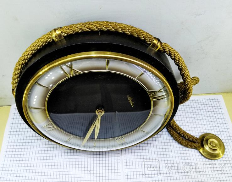 Часы настенные Mauthe Германия, фото №10