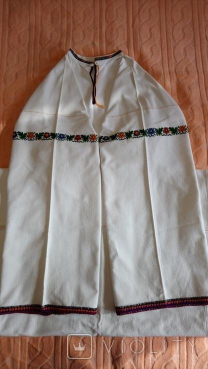 Сорочка буденна, Косівщина, фото №2