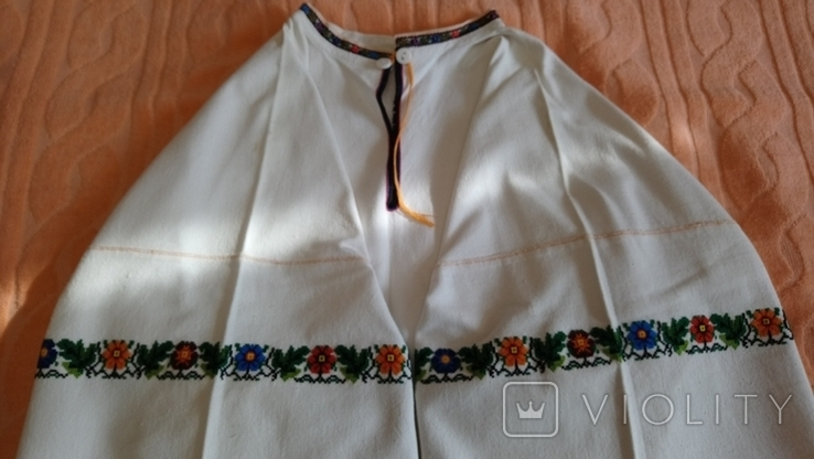 Сорочка буденна, Косівщина, фото №6