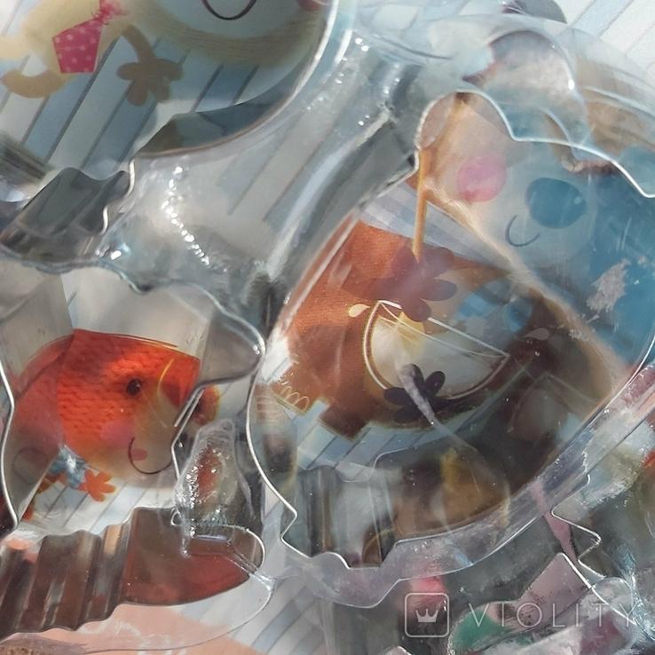 Кулинарные формы для детского печенья,пряников.Индия.Новые., фото №13