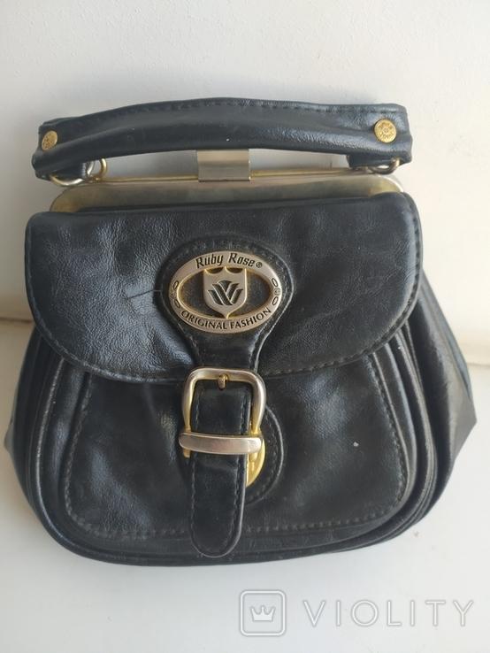 Женская сумка Ruby Rose., фото №11