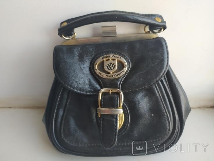 Женская сумка Ruby Rose., фото №2