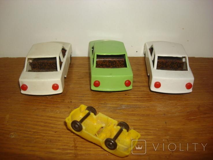 Машинки СССР, фото №5