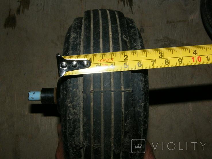 Два колеса от какой то детской техники., фото №7