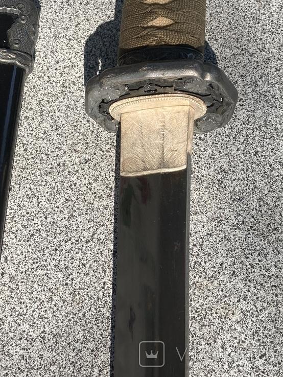 Син - гунто японский меч времён WWll, фото №11