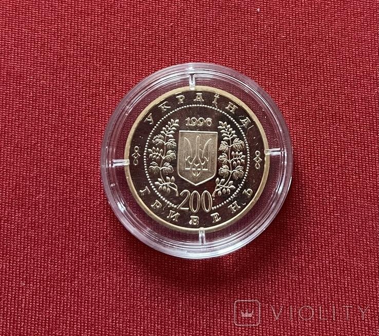 Монета 200 грн Тарас Шевченко, фото №3
