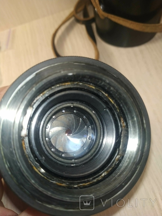 Объектив Юпитер -11А,М 42., фото №6
