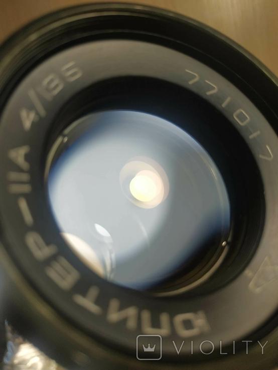 Объектив Юпитер -11А,М 42., фото №8