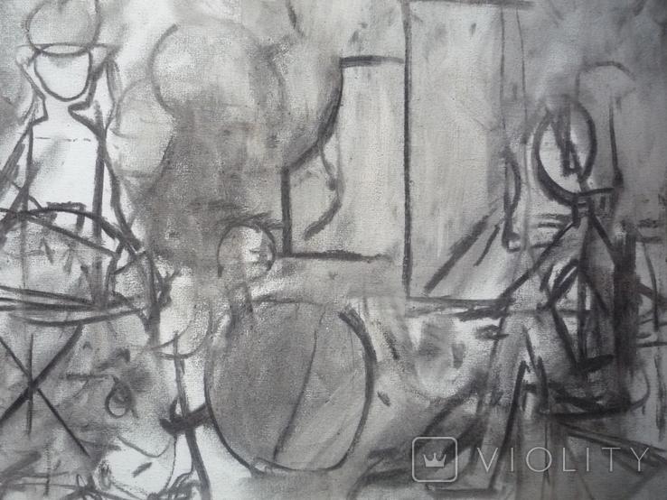 Миски-Оглу В.Н. Х.,м. 30х40, фото №4
