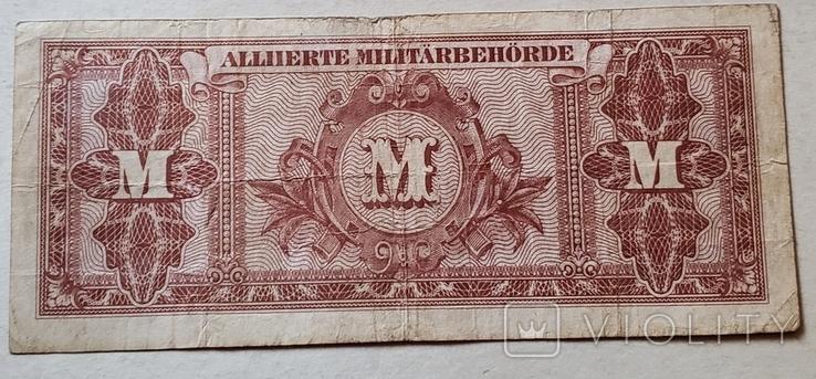 HUNDRED 100 MARK 1945 год, фото №3
