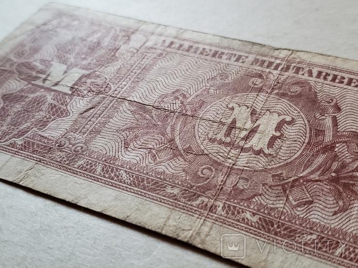HUNDRED 100 MARK 1945 год, фото №4