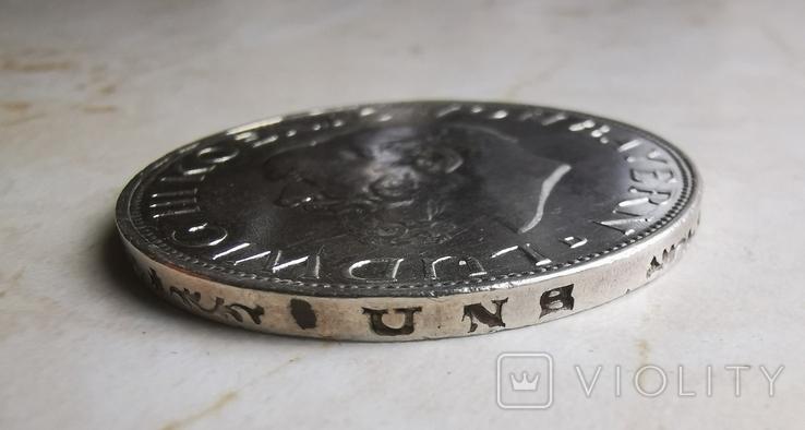 3 марки 1914 года Людвиг III Бавария, фото №4