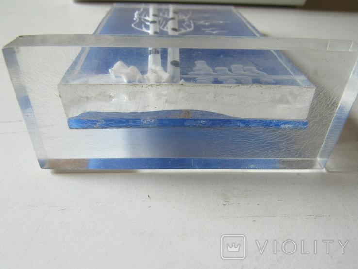 Настольный сувенир Берёзы СССР, фото №7