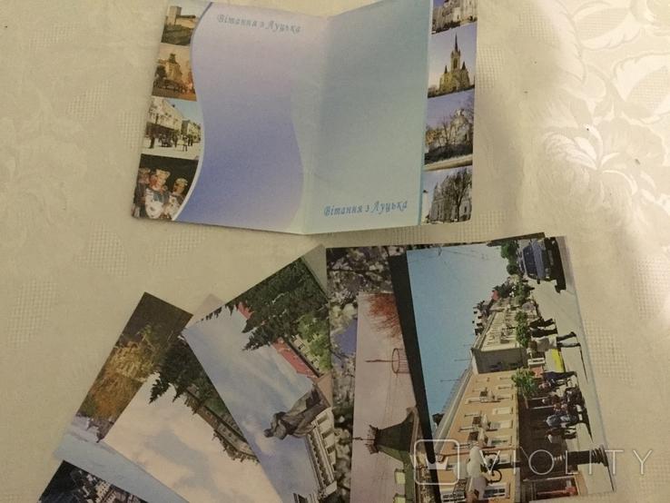 Комплект листівок Вітання з Луцька, фото №3