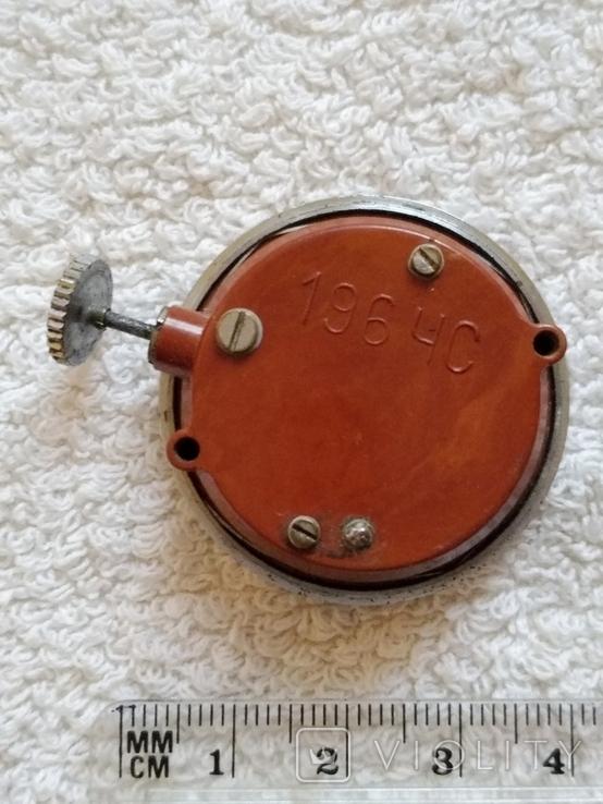 Часы таймер 196 ЧС от транзисторного приемника Сигнал, фото №5