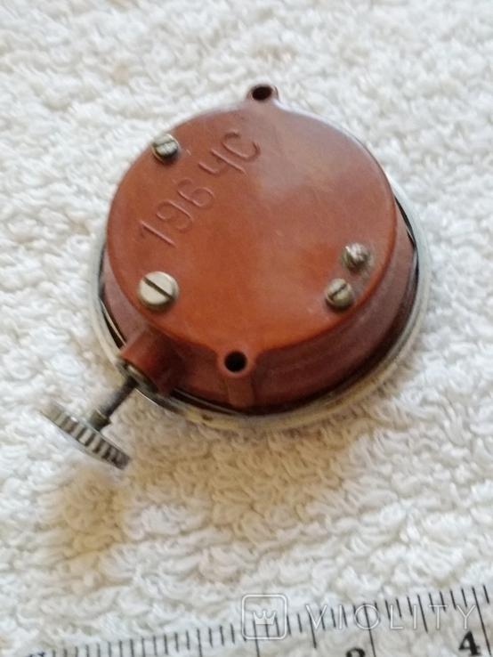 Часы таймер 196 ЧС от транзисторного приемника Сигнал, фото №6