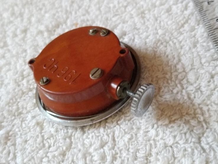 Часы таймер 196 ЧС от транзисторного приемника Сигнал, фото №7