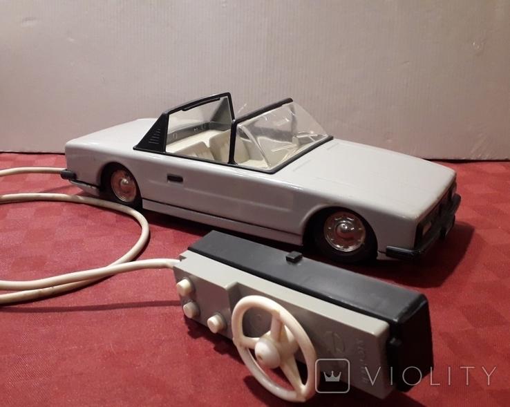 Электромобиль СССР, фото №2