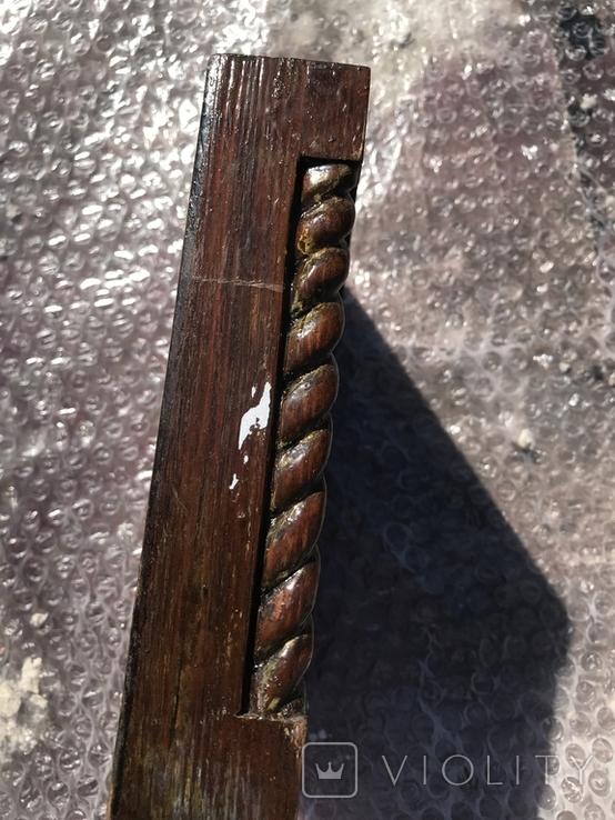 Икона Богородицы 19х17 см, фото №4