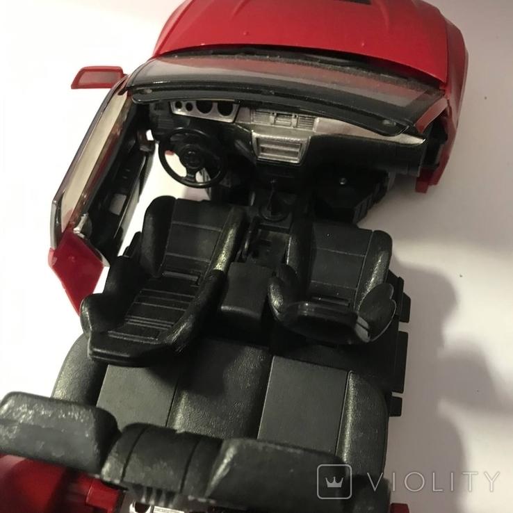 Машинка трансформер, фото №10