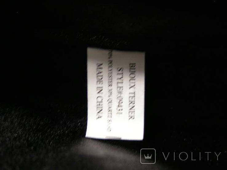 Сумка клатч бисер, фото №7