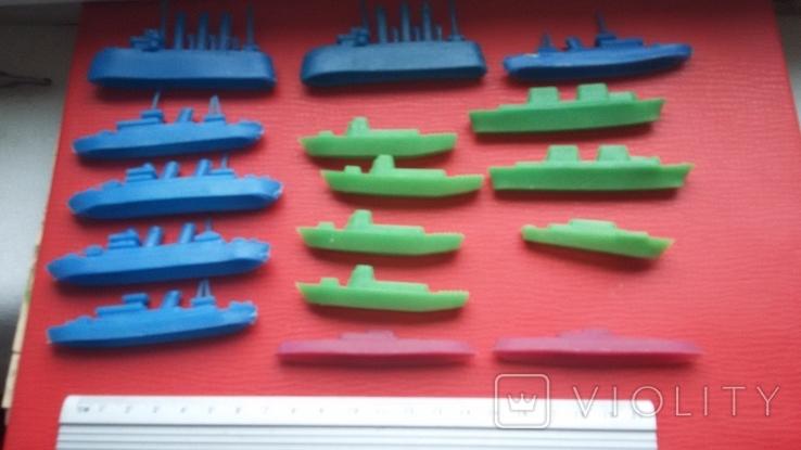 Корабли 16 штук, фото №2