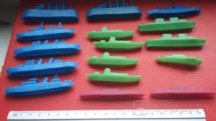 Корабли 16 штук, фото №3
