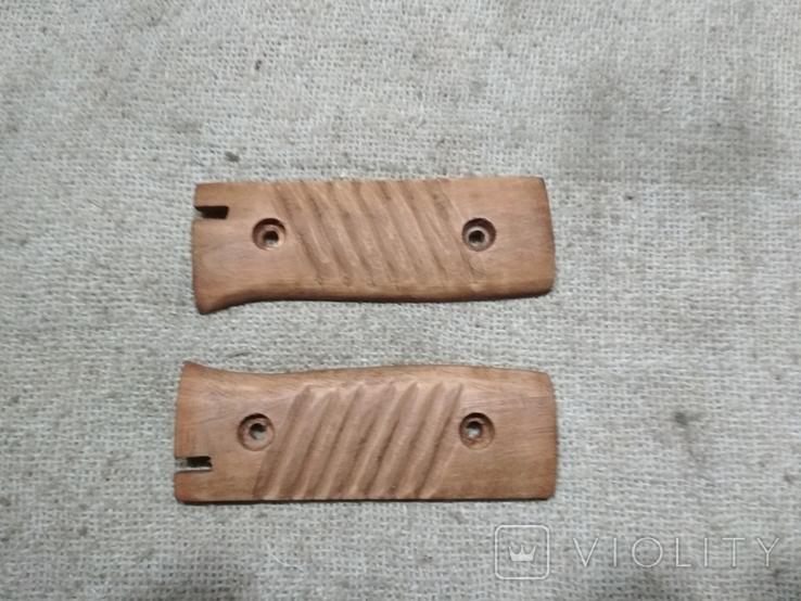 Накладки на штык нож К98 копия, фото №3