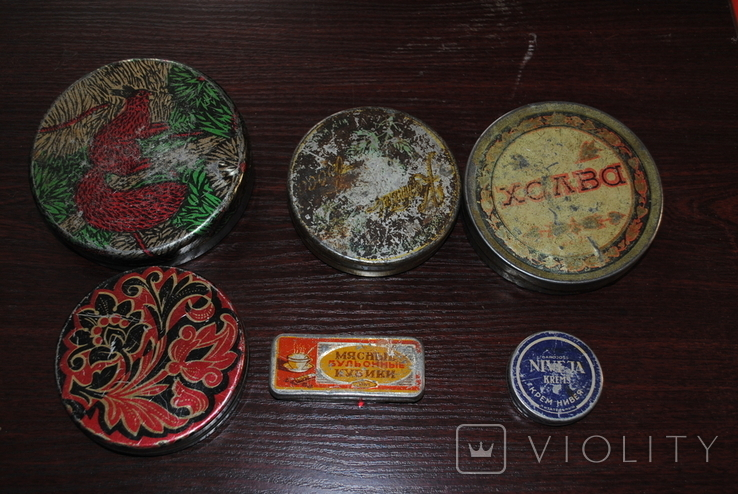 Банки от сладостей., фото №2