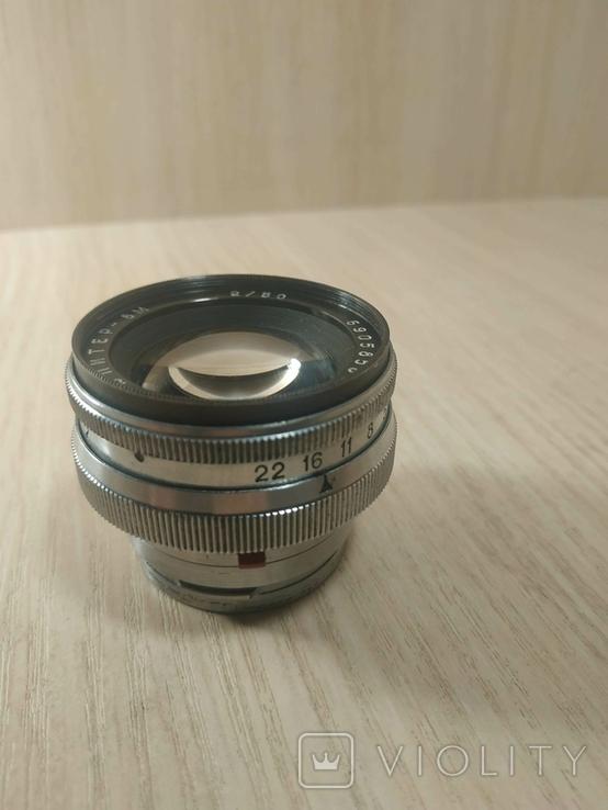 Фотообъектив Юпитер-8М, Киев,Контакс, фото №10