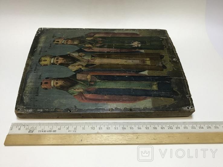 Икона Три святителя, фото №10